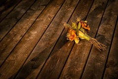 Free Discarded Dried Flower Bouquet Stock Image - 32688001