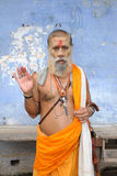 Disciplinant Hindoo Royalty-vrije Stock Afbeelding