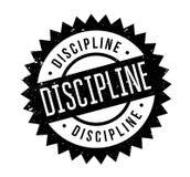 Discipline rubber stamp Stock Images