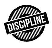Discipline rubber stamp Stock Photo