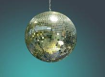disco świecąca balowa Zdjęcie Royalty Free
