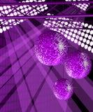 disco świecąca jaja Zdjęcia Royalty Free