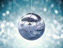 disco σφαιρών λαμπρό Στοκ Εικόνες