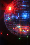 disco σφαιρών Στοκ εικόνες με δικαίωμα ελεύθερης χρήσης