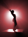 disco χορευτών Στοκ εικόνα με δικαίωμα ελεύθερης χρήσης