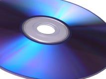 Disco 1 di DVD fotografia stock