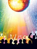 Disco stock illustration