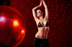 Disco Royalty Free Stock Photo