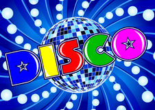Disco Royalty Free Stock Photos