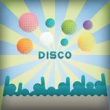 disco Image stock
