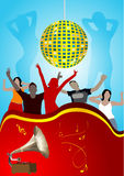 Disco Royalty Free Stock Images