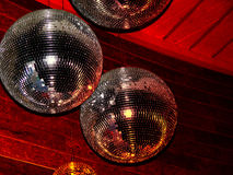Disco Royalty Free Stock Photos