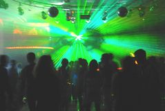 Disco Photo stock