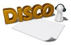 disco Imagens de Stock