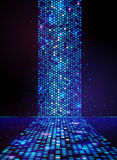 Disco abstract  background Stock Photo