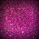 Disco abstract  neon background Stock Image