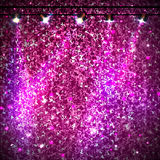 Disco abstract  neon background Stock Photo