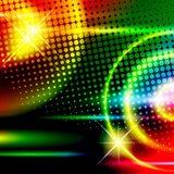 Disco background Royalty Free Stock Photo