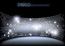 Disco Background Royalty Free Stock Images