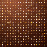 Disco background with dots Royalty Free Stock Photo