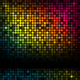 Disco background Royalty Free Stock Photo