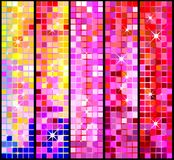 Disco backgrounds Royalty Free Stock Photography