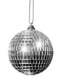 Disco ball. Royalty Free Stock Image