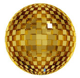 Disco ball. Royalty Free Stock Images