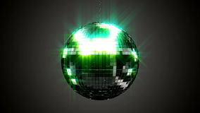 Disco-Ball stock footage
