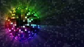 Disco Ball. stock footage