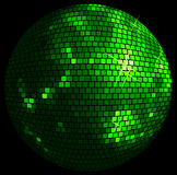 Disco ball background Stock Photo