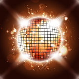 Disco Ball Calls You All Royalty Free Stock Images