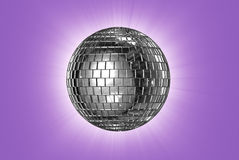 Disco ball - cgi Stock Photo