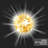 Disco ball. Disco background Royalty Free Stock Image
