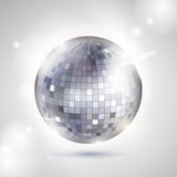Disco ball. Disco background. Disco ball.  Neon Disco background Royalty Free Stock Photos