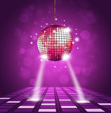 Disco Time Stock Images