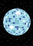 Disco Ball Flyer Poster Royalty Free Stock Image