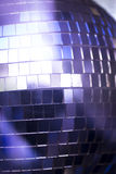 Disco ball in Ibiza house music party night club Stock Image