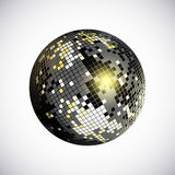 Disco ball icon Royalty Free Stock Photography