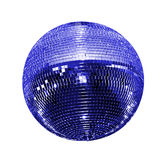Disco ball isolated. Disco-ball isolated on white Stock Images