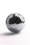 Disco ball isolated on Royalty Free Stock Images