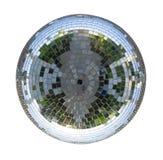 Disco ball isolated Royalty Free Stock Photo