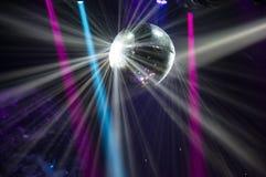 Disco ball light Royalty Free Stock Photography