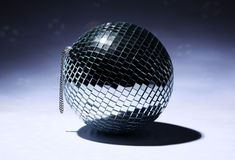 Disco ball with natural Royalty Free Stock Photos