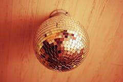 Disco ball photo Stock Photo