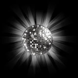 Disco ball . Royalty Free Stock Photo