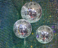 Disco ball sphere Stock Photography