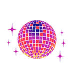 Disco ball Vector icon Stock Image