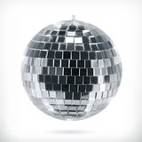 Disco ball vector icon Stock Photo