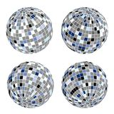 Disco balls Royalty Free Stock Images